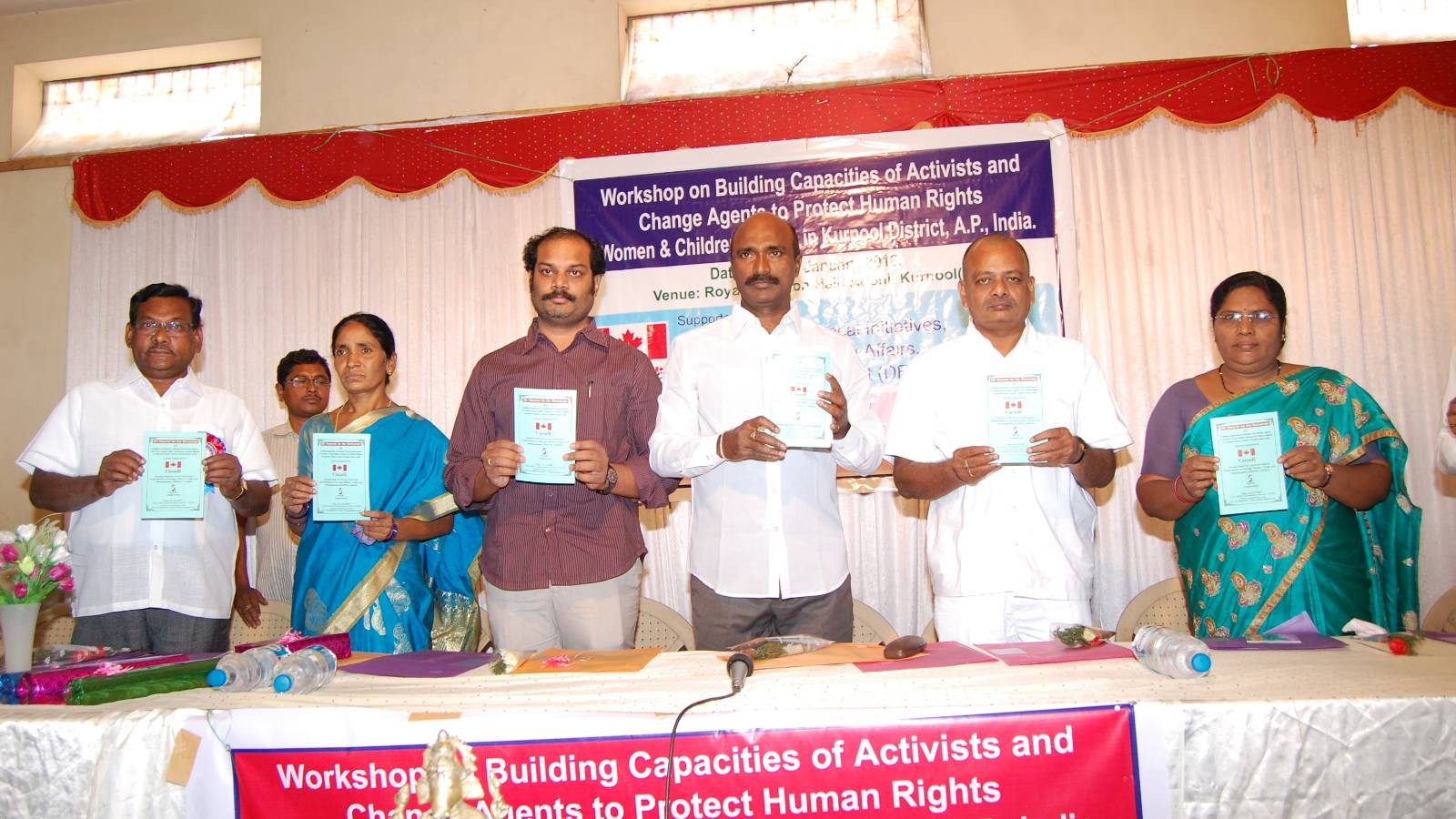 Capacity Building on Women Rights