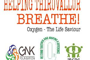 Oxygen Plant for Government Medical College & Hospital, TIruvallur and Oxygen Concentrators to PHCs