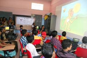 Quality teaching and improved level of learning for children (6 – 18 years) of Solapur District, Maharshtra.
