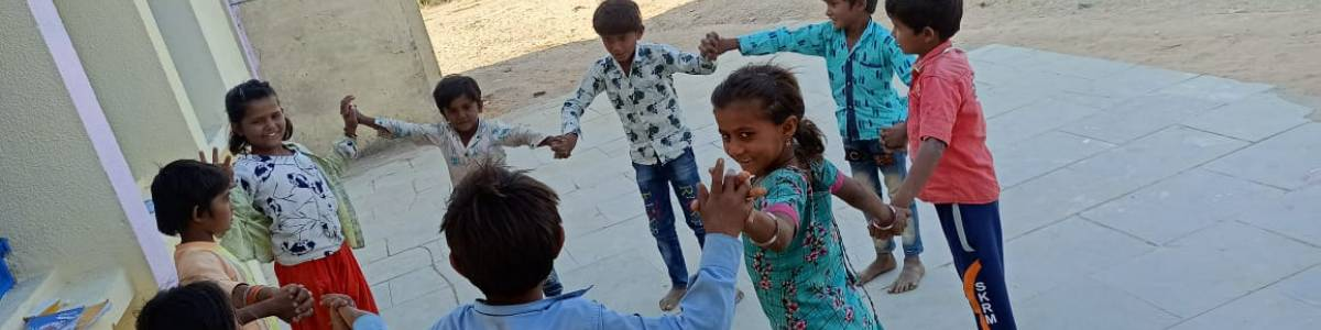 Supporting children in Hamlets of Rapar & Bhachau block of Kutch, Gujarat to access education