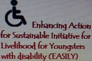 Enhancing Action for Sustainable Initiative for Livelihood for Youngsters with disability (EASILY)