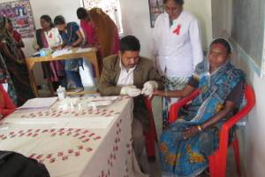 Health and Livelihood Project( Downtrodden women and Adults)