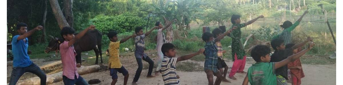 Home and Hope for Children of Nomadic Tribes