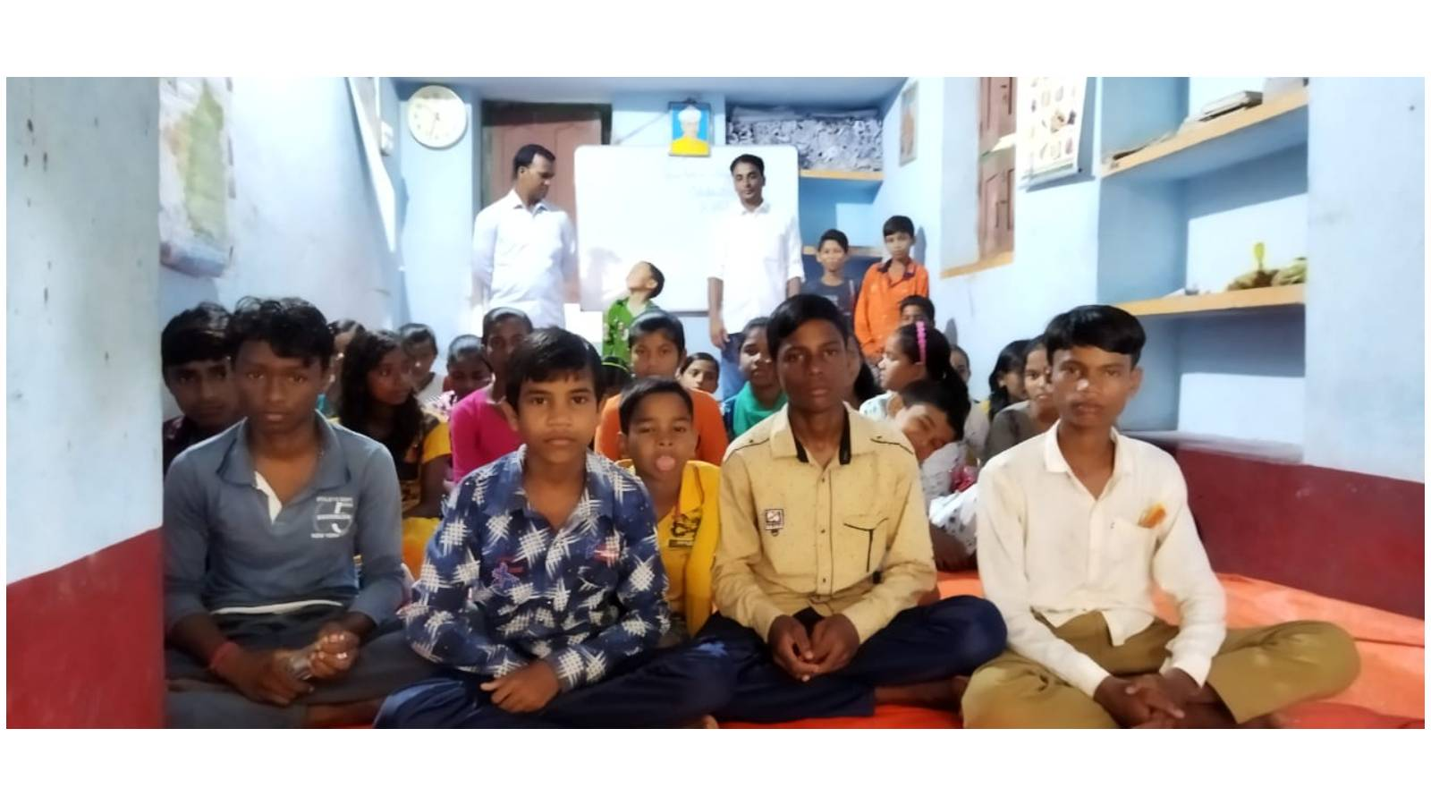 Technology Based Education for Tribal Children in Purulia, West Bengal